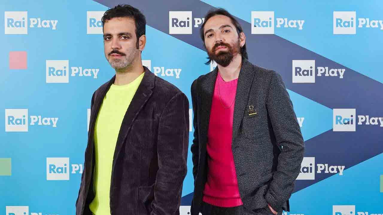 Sanremo 2021, Colapesce e Dimartino omaggiano in tarda serata con Franco Battiato (Rai Play)