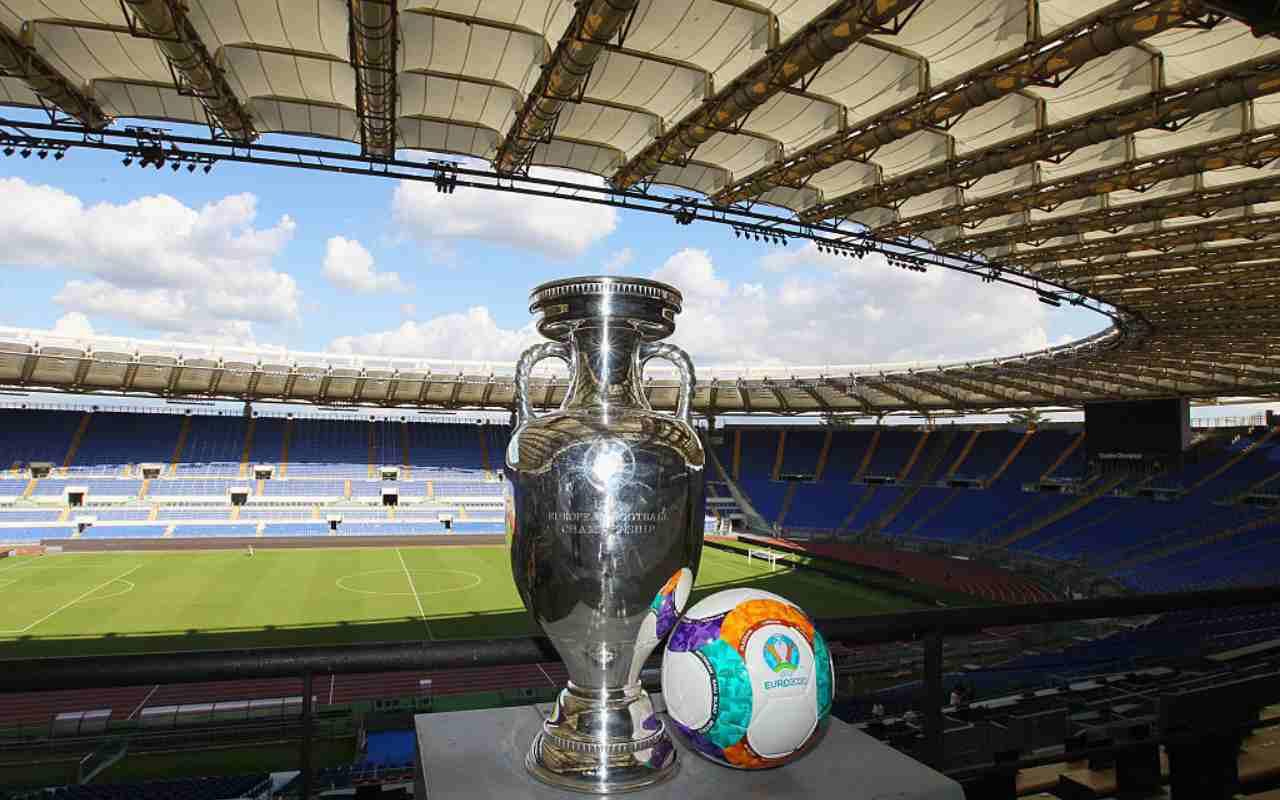Stadio Olimpico aperto in Euro 2020