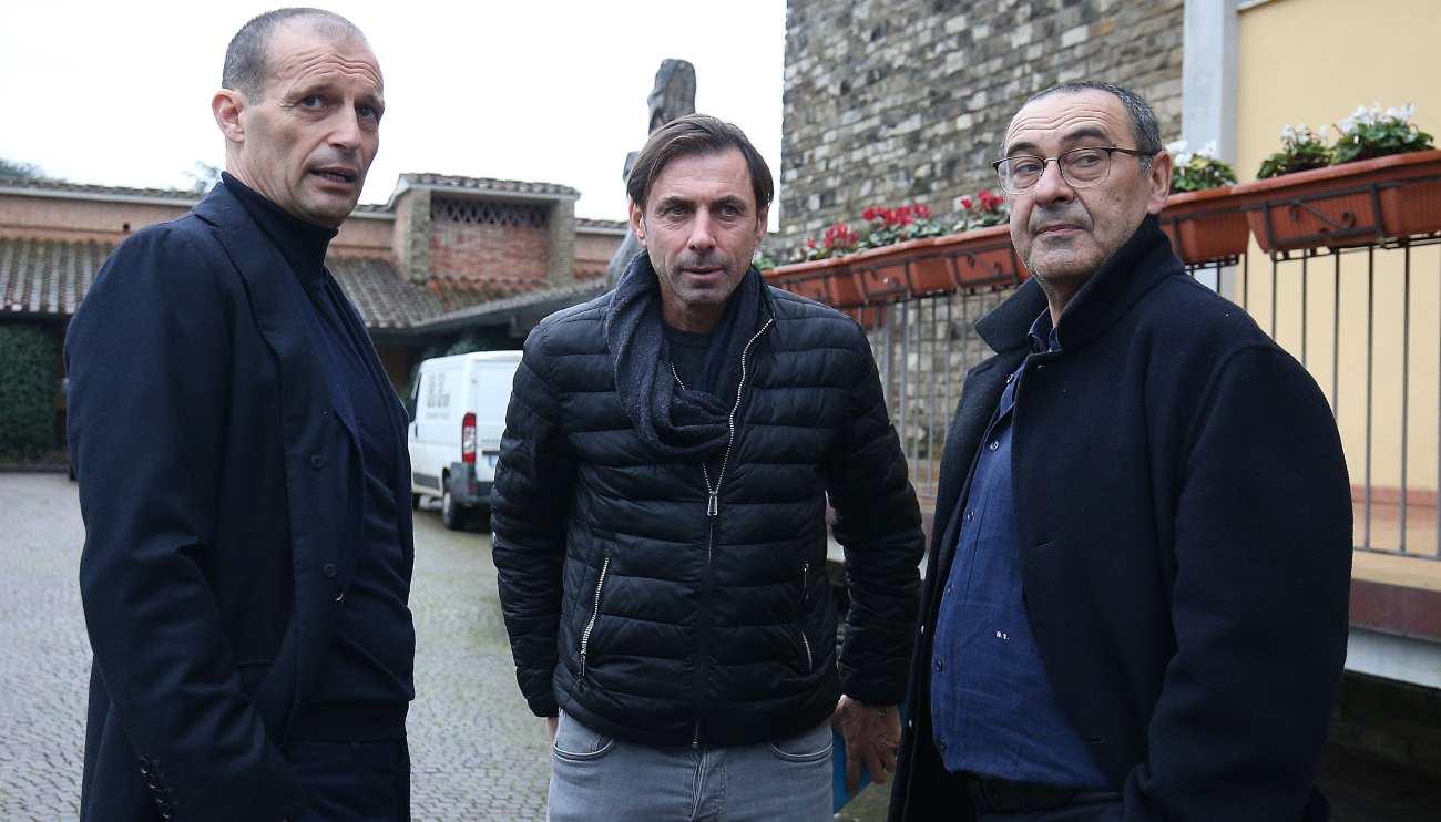 Calciomercato Massimiliano Allegri