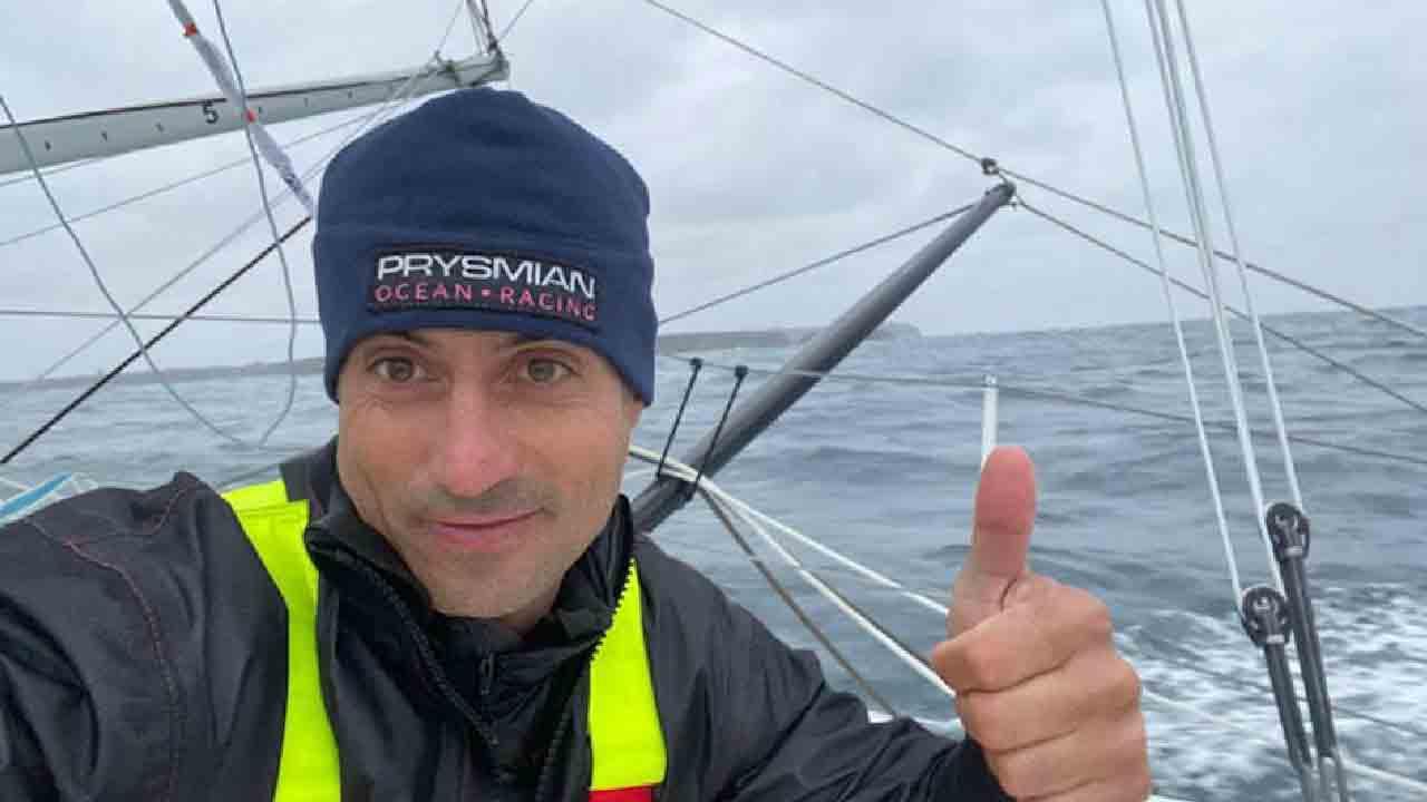 Giancarlo Pedote, chi è il velista pluripremiato italiano (IMOCA.com)
