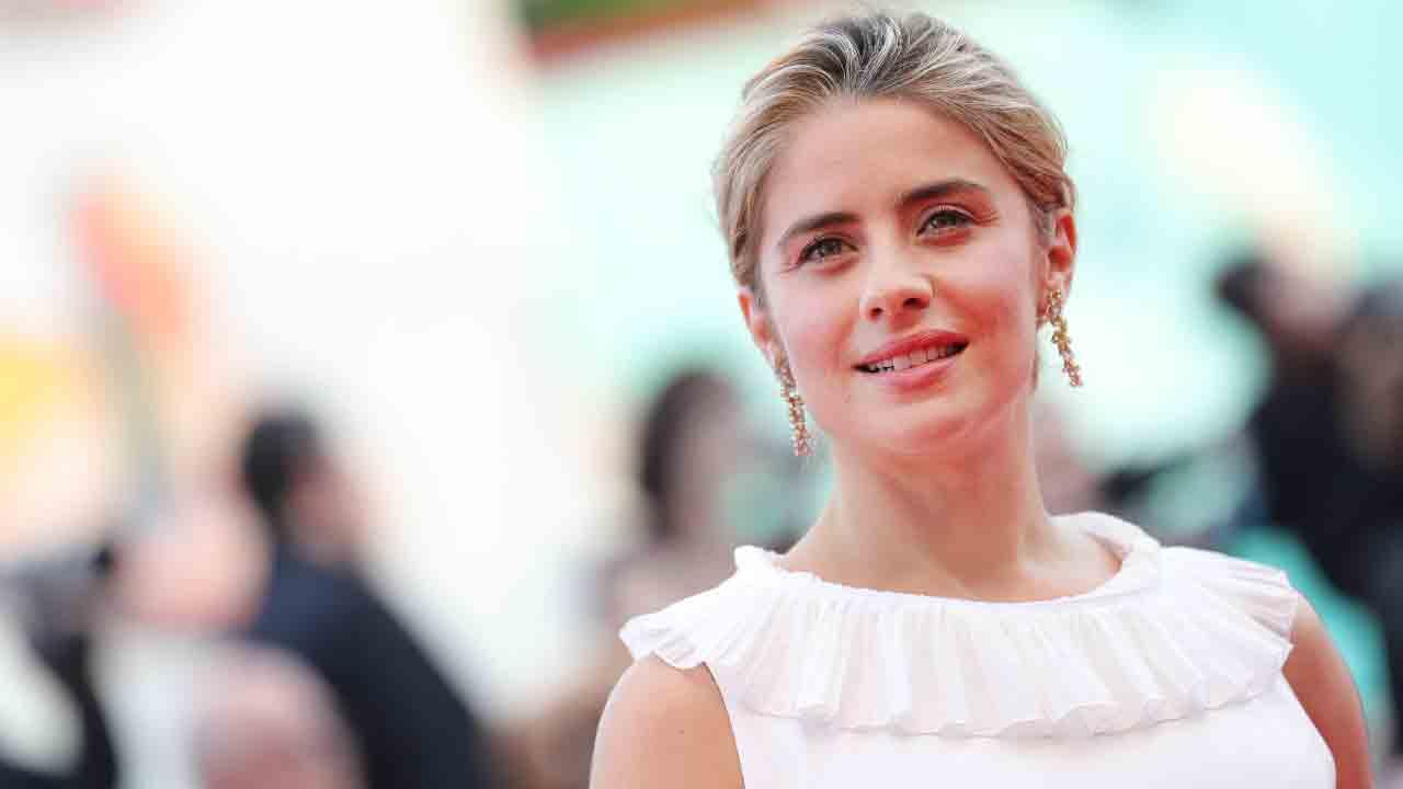 Greta Scarano nei panni della giovane e affascinante Antonia (Getty Images)