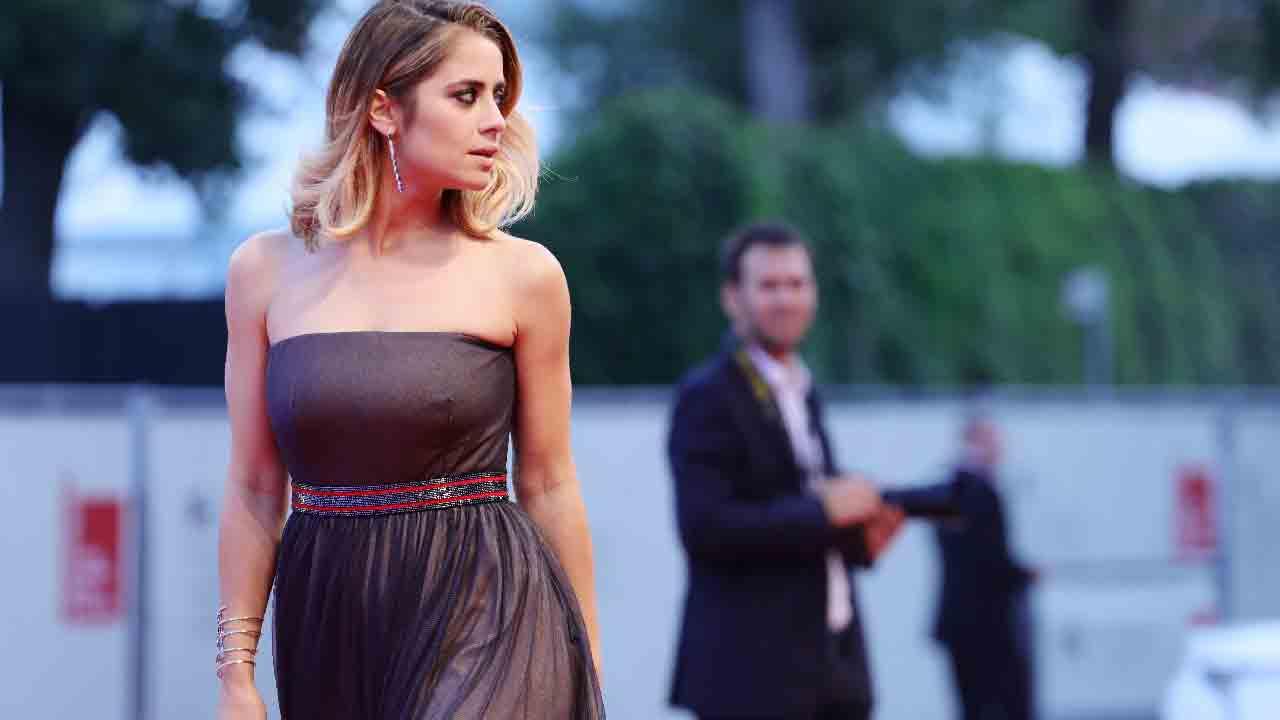 Greta Scarano, chi è l'attrice del Metodo Catalanotti (Getty Images)