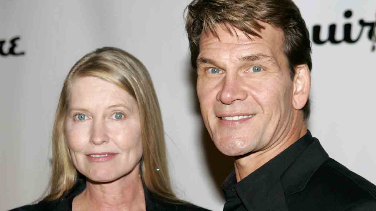 Patrick Swayze, Lisa Niemi chi è la moglie del celebre ballerino (Getty Images)