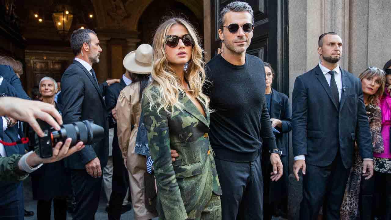 Luca Argentero e Cristina Marino, confermano di voler allargare la famiglia (Getty Images)