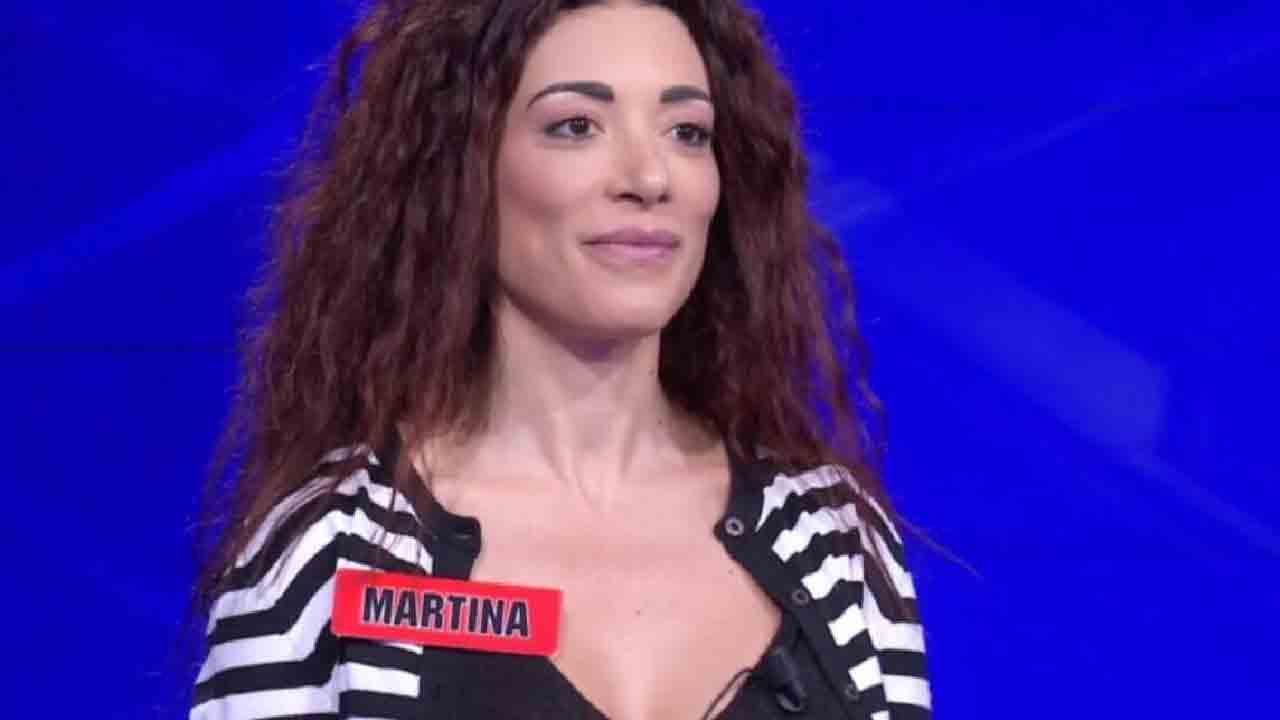 Martina Crocchia potrebbe scomparire dall'Eredità per un pò di tempo (Rai Play)