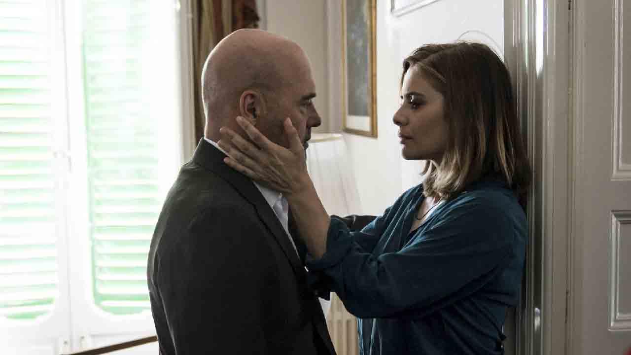 Montalbano e la giovane Antonia, l'amore inaspettato (Rai Play)
