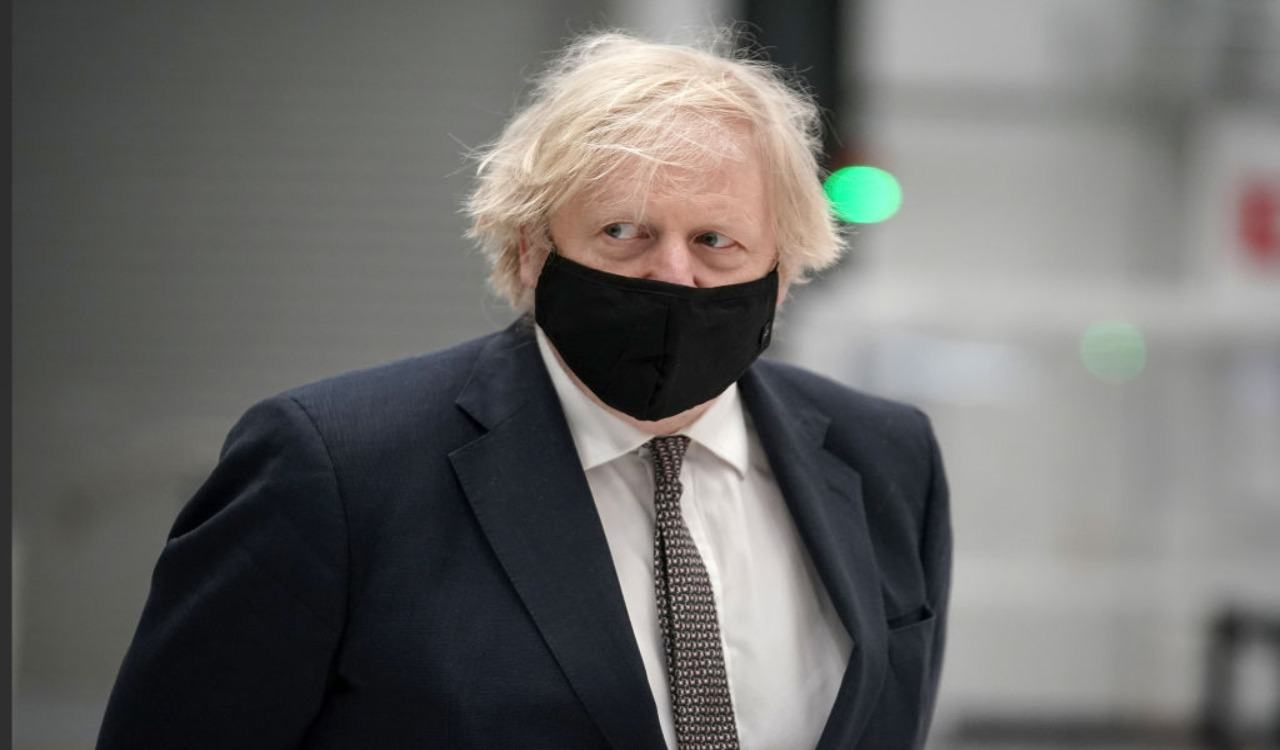 Gran Bretagna, Boris Johnson
