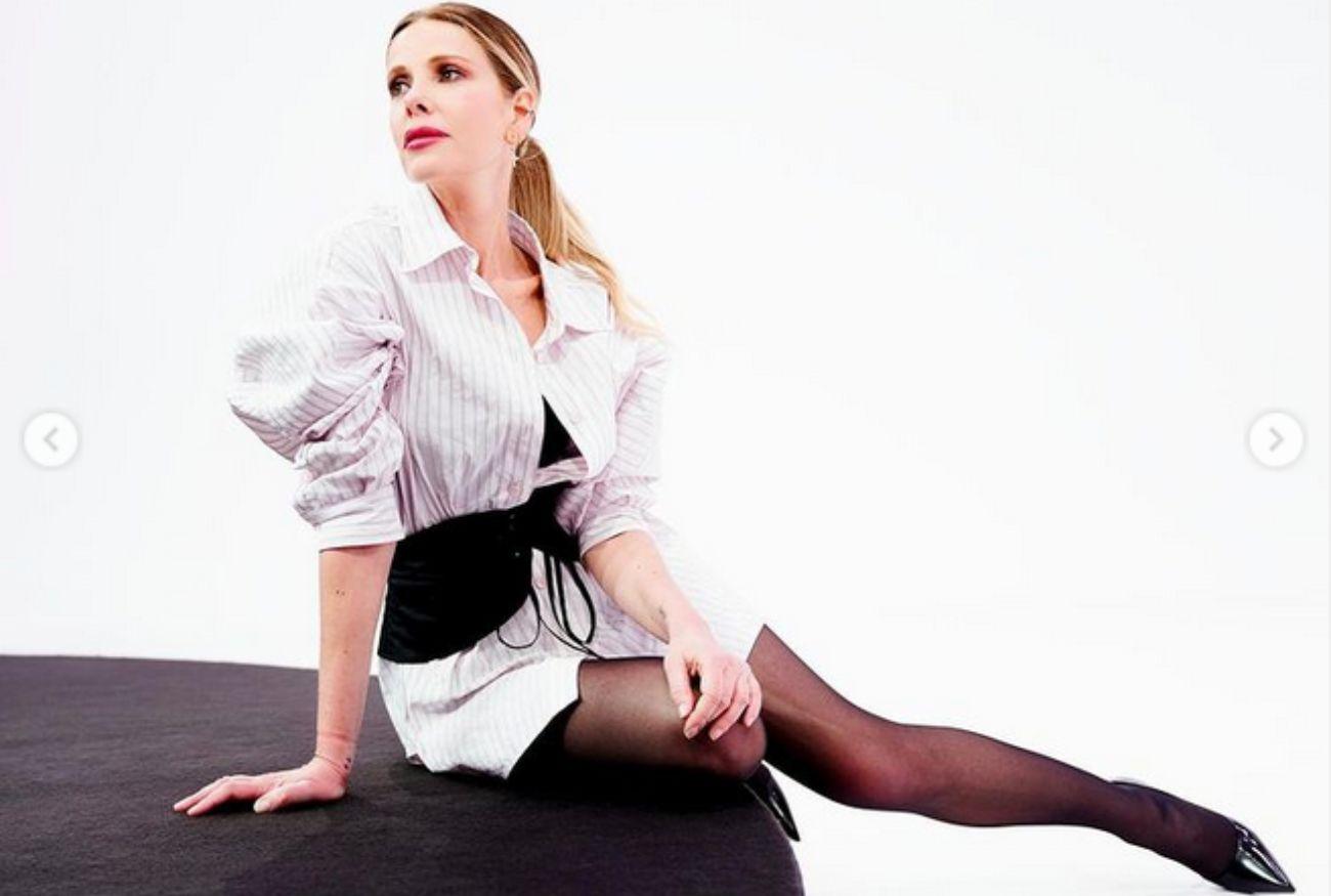Alessia Marcuzzi rifiuta Scherzi a parte