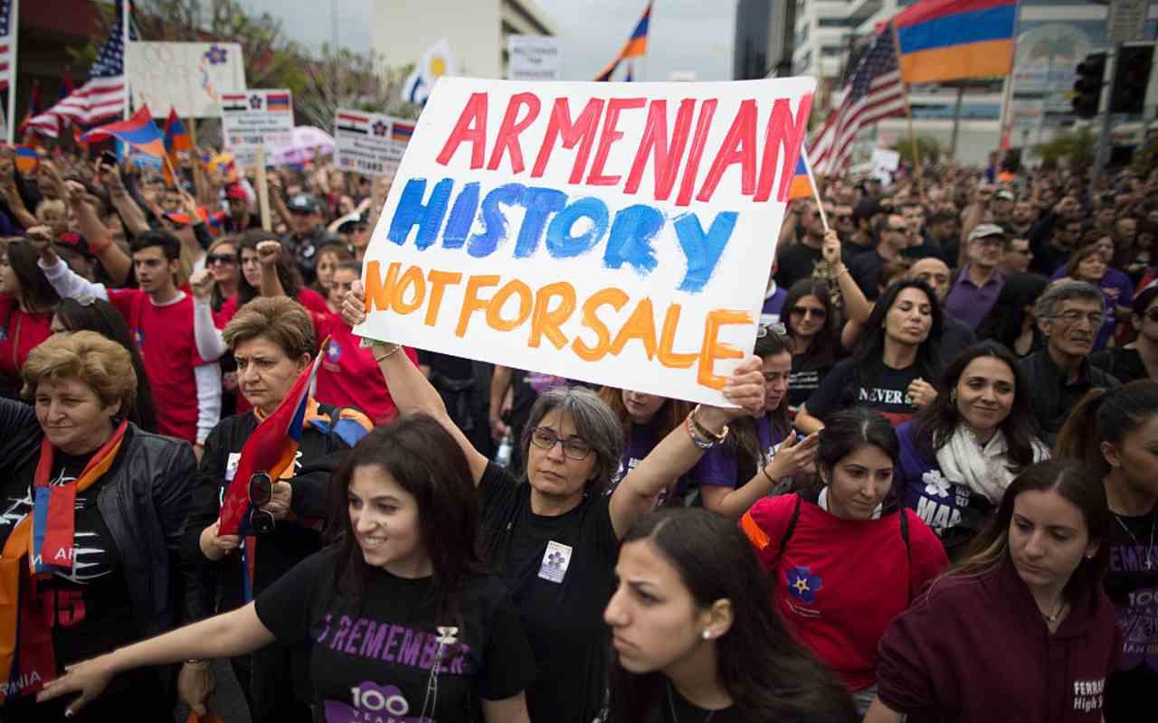 Genocidio degli armeni