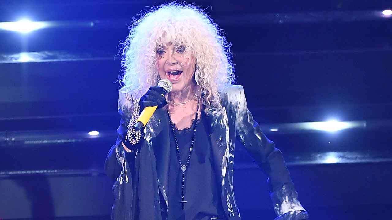 Donatella Rettore, chi è la cantante che ha fatto sognare tutta l'Europa (Getty Images)