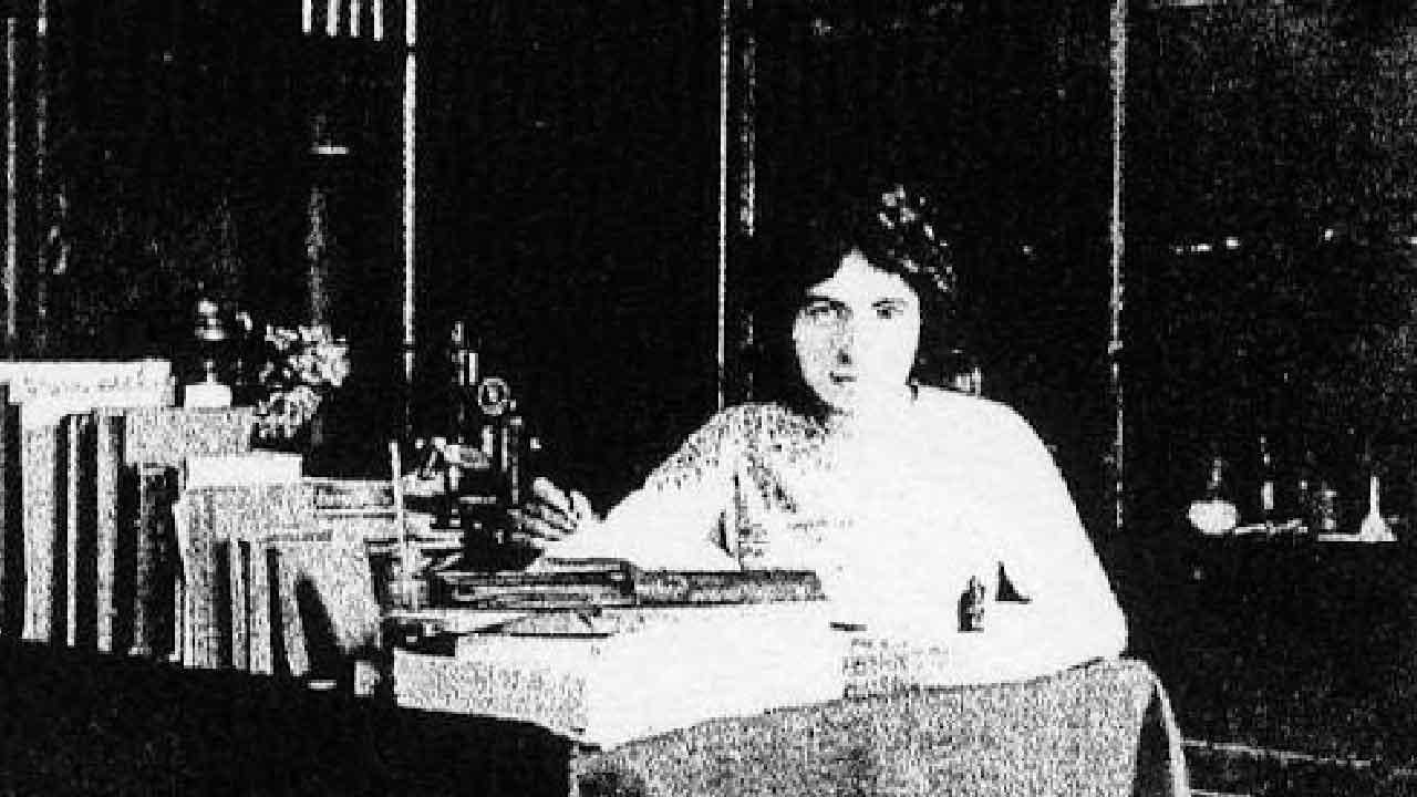 Eva Mameli Calvino, chi era la botanica e divulgatrice scientifica (Wikipedia)