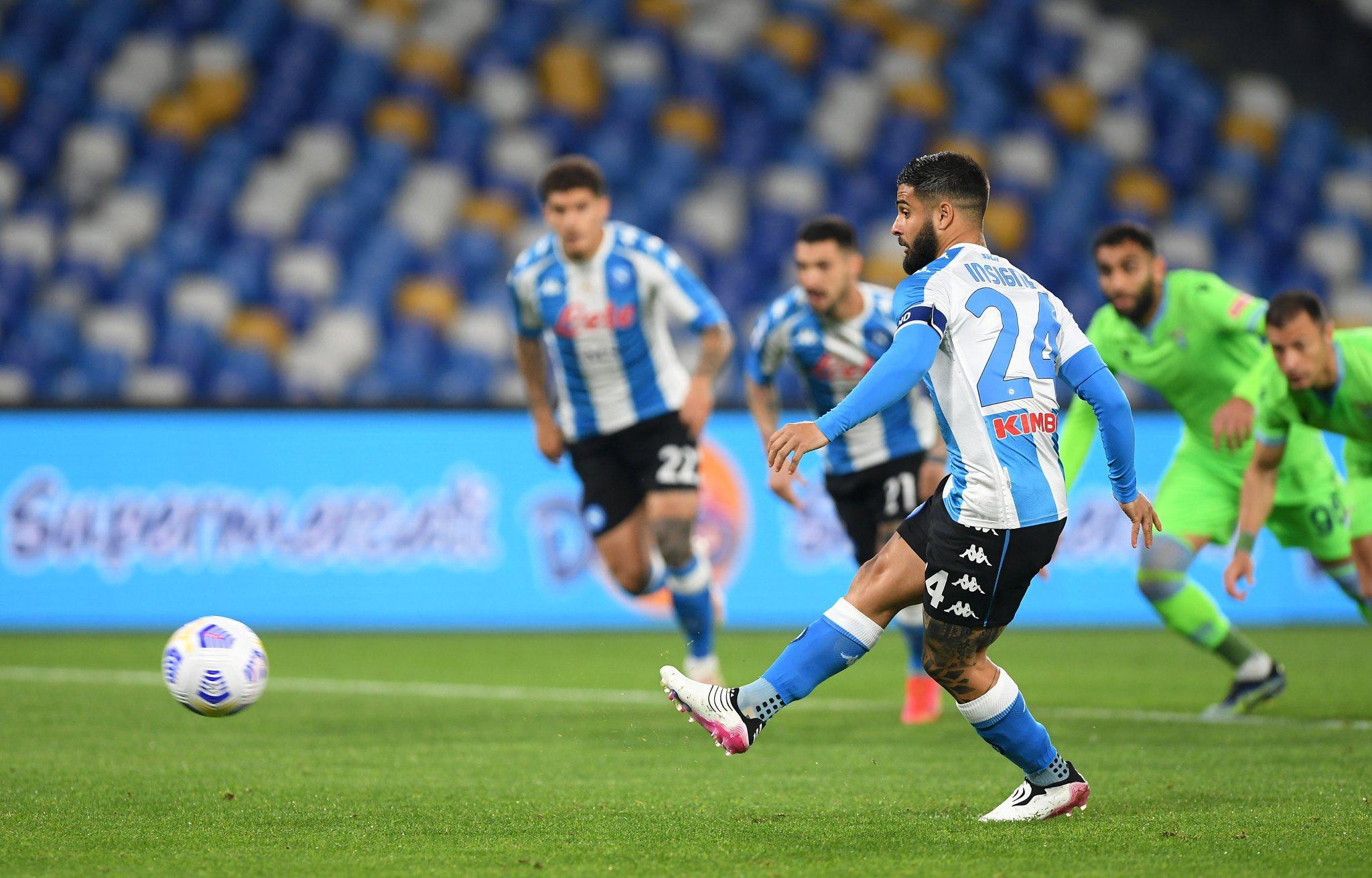 Napoli Lazio 5 2, goleada al Maradona: Tabellino e Highlights