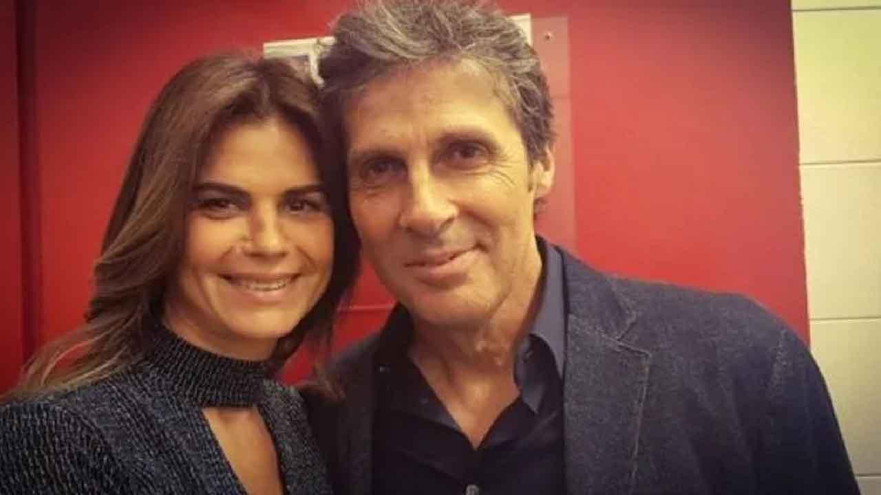 Ingrid Salvat, chi è la moglie di Luca Barbarossa (Twitter)
