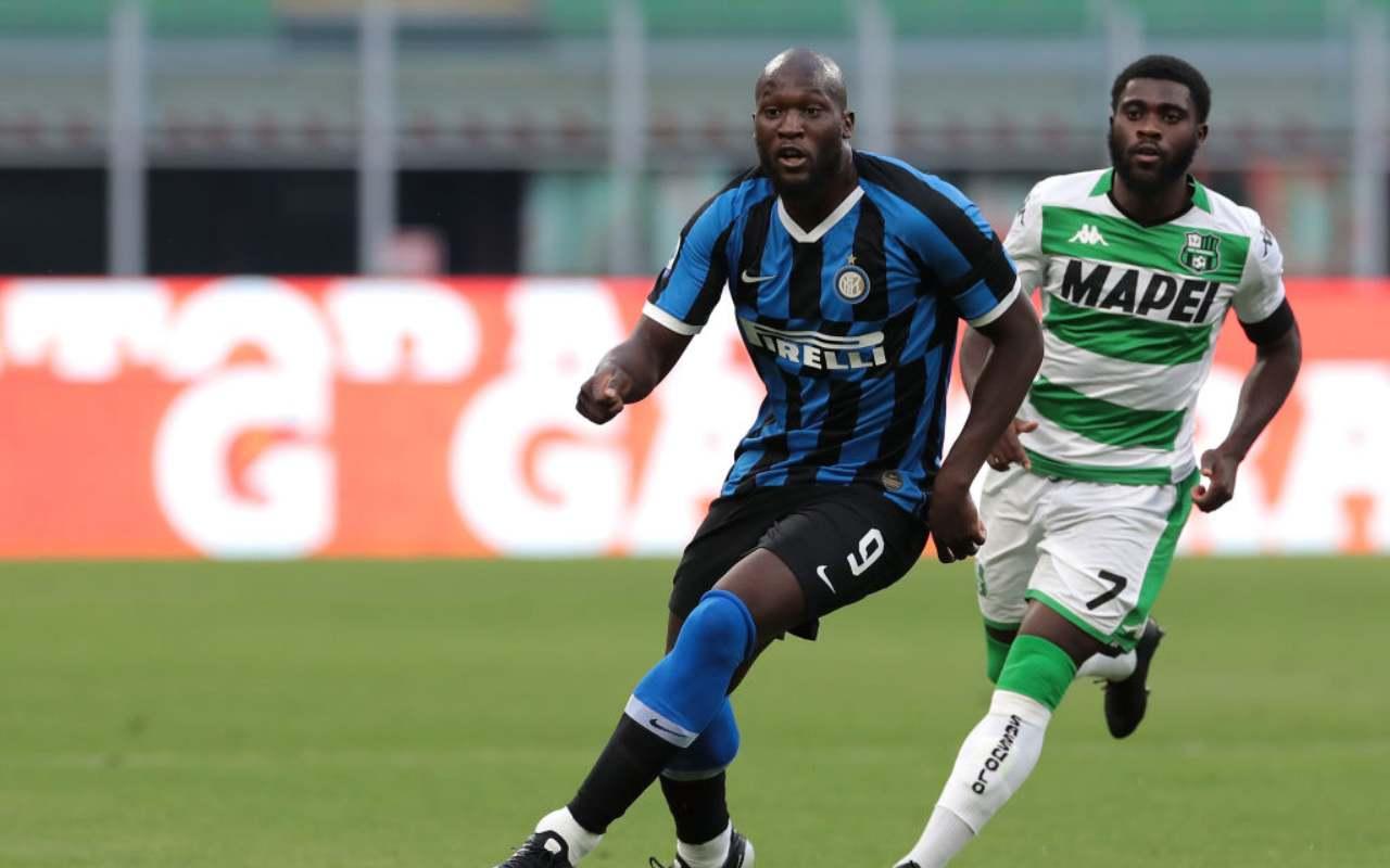 Kết quả trận Inter 2-1 Sassuolo: Lukaku giúp Inter cắt ...  |Inter- Sassuolo