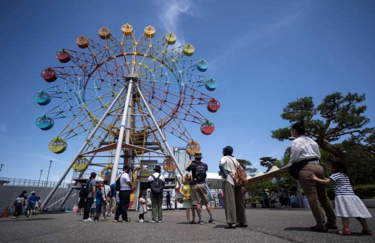 Luna Park giorno
