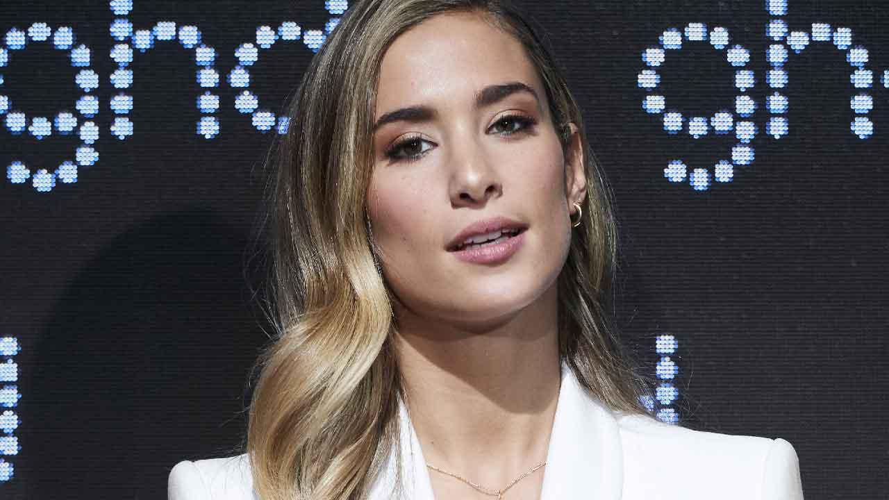 Maria Pombo, chi è l'ex fidanzata del calciatore Alvaro Morata (Getty Images)