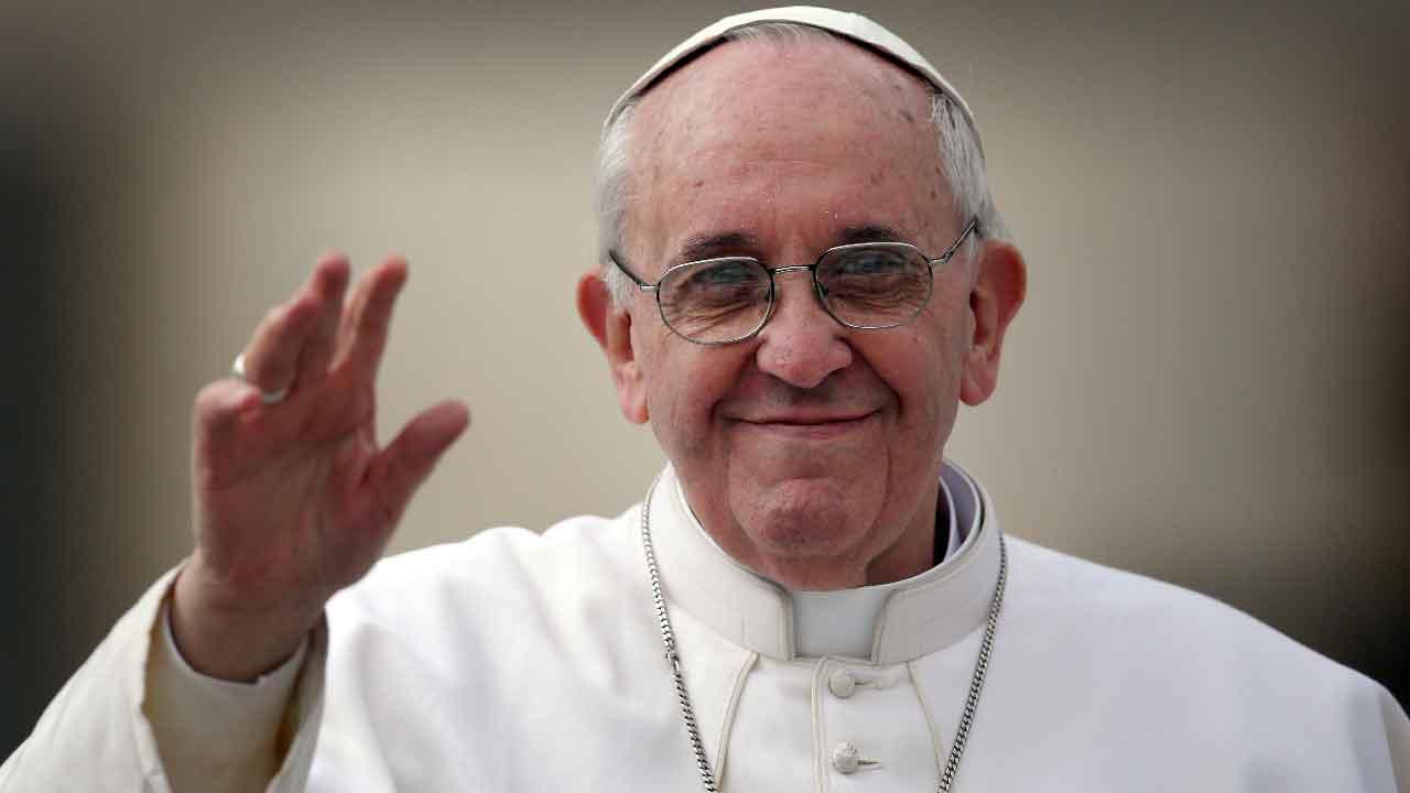 Solo Insieme, il film dedicato alle parole di Papa Francesco (Getty Images)