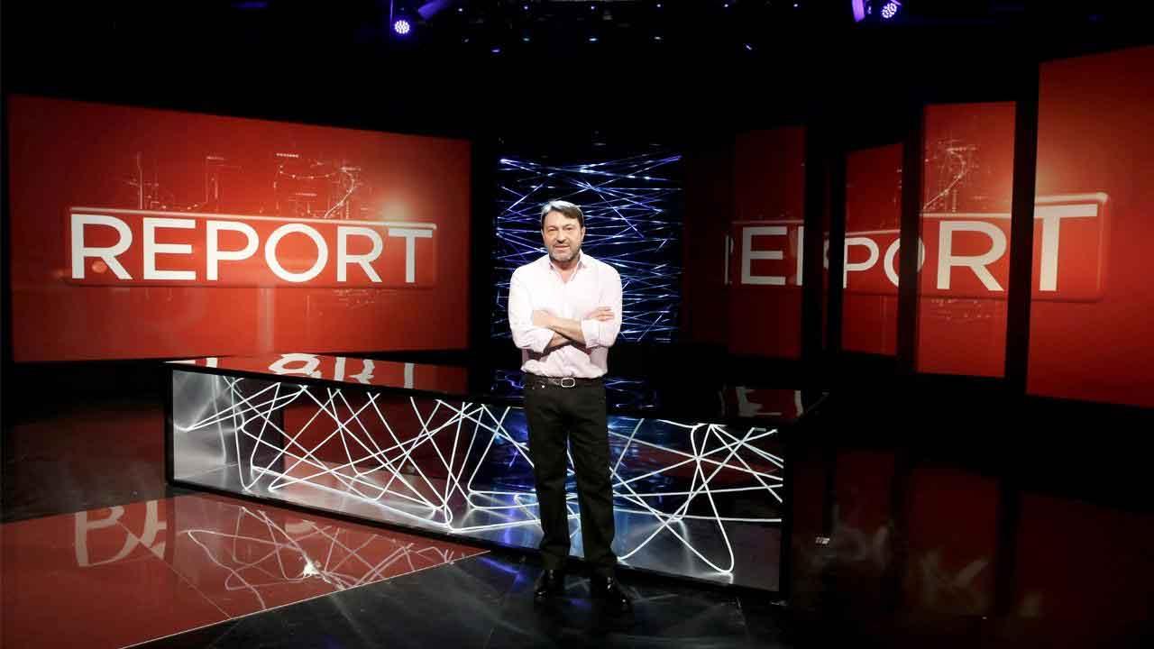 Report, in onda l'appuntamento su Rai3, si parlerà della situazione Covid in Italia e le sue varianti (RaiPlay)