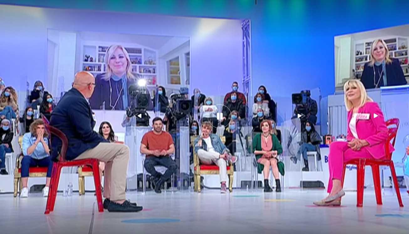 Roberto nuovo corteggiatore Gemma Galgani