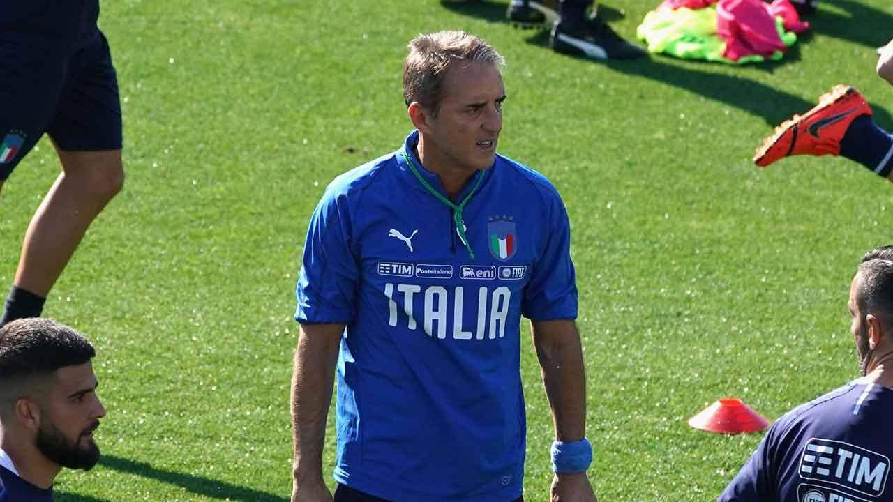Nazionale, 4 positivi al Covid tra lo staff di Mancini (Getty Images)