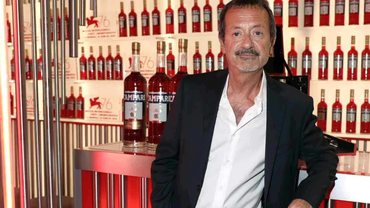 Rocco Papaleo, chi è il comico italiano, carriera e successi (Getty Images)