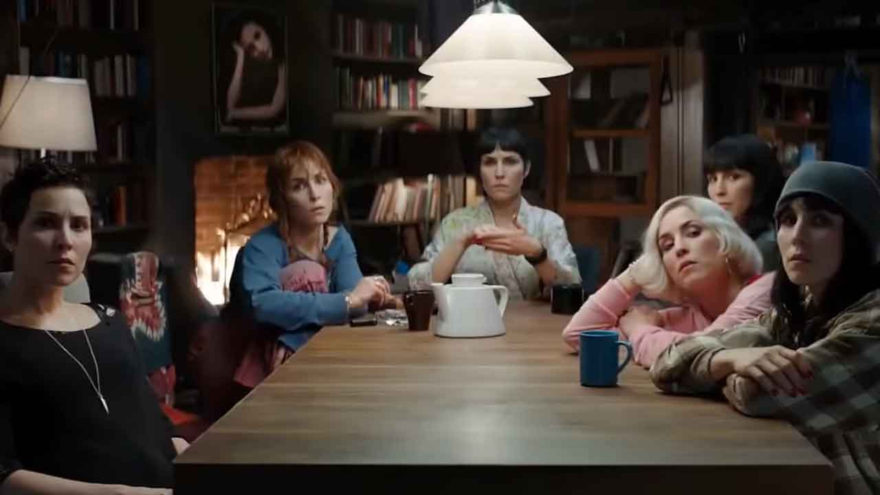 Seven Sisters, trama del film in onda su Rai4 (Screenshot)