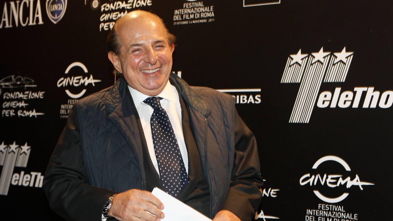 Telethon Giancarlo Magalli