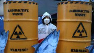 Fukushima, via libera all'acqua radioattiva in mare. Ecosistemi a rischio