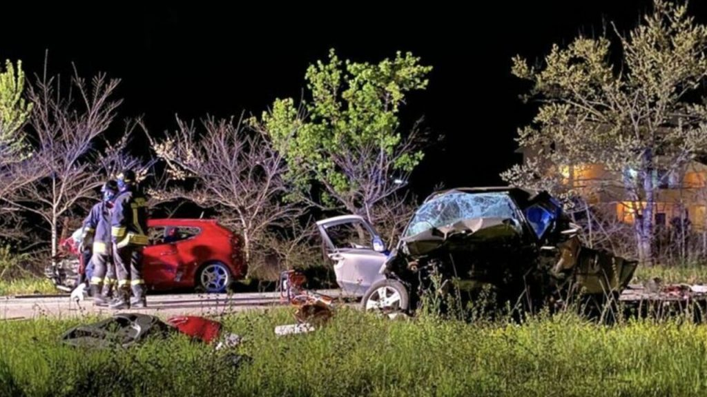 Incidente sulla Casilina: sale a tre il numero di morti