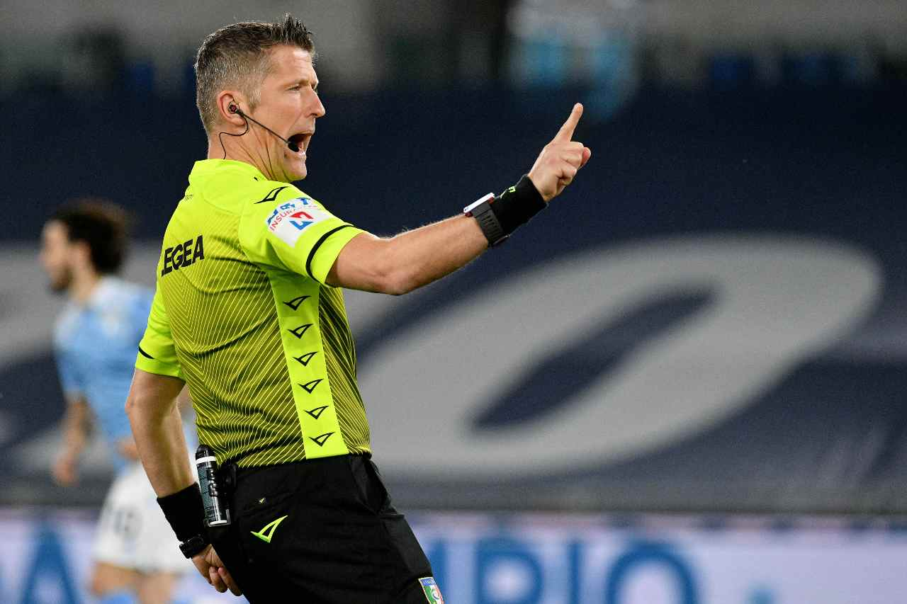 Lazio Milan Orsato