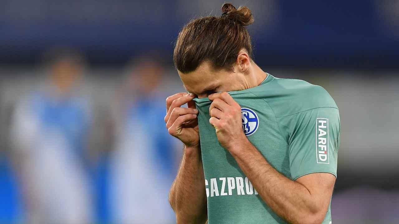 Lo Schalke 04 retrocede