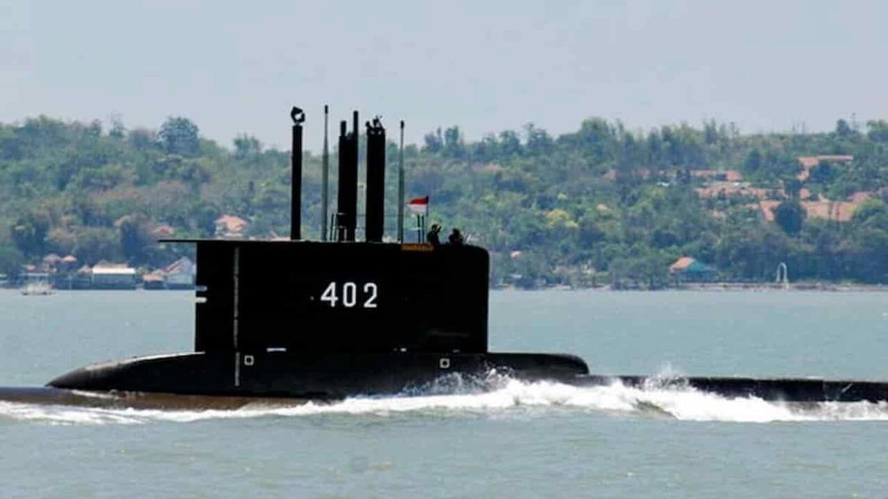 Ritrovamento sottomarino indonesiano