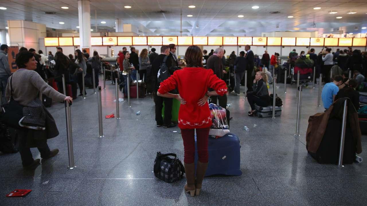 Aeroporto-Londra-Viaggiatori