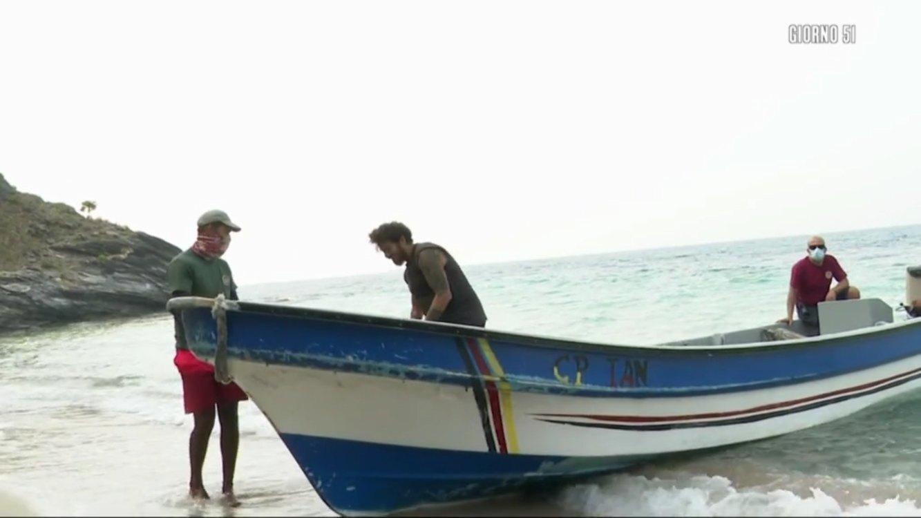 Andrea Cerioli Isola dei Famosi