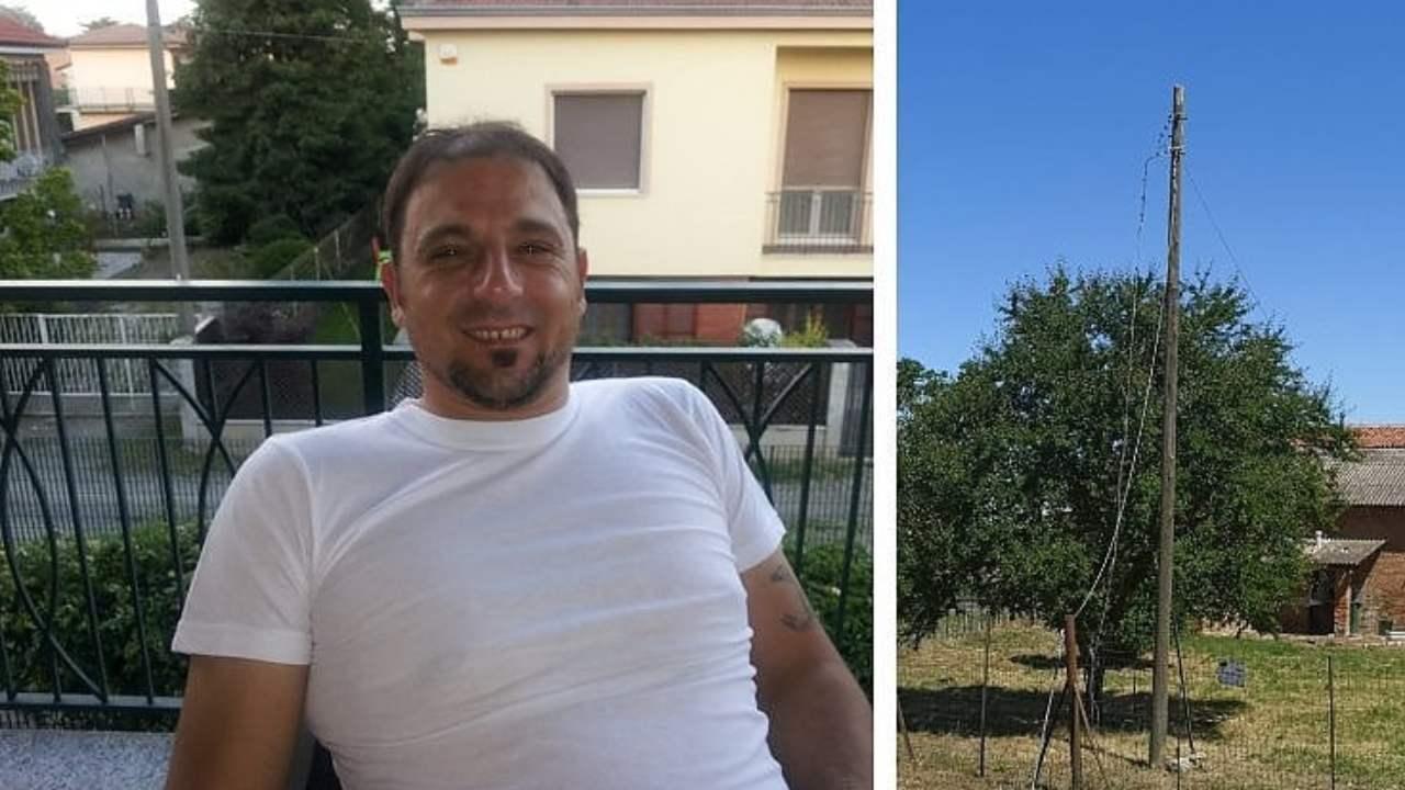 Andrea Colaianni Cavo spezzato