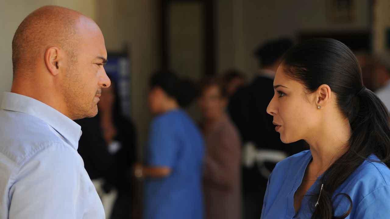 Il Commissario Montalbano, chi è Ilenia Maccarrone l'attrice protagonista in un episodio della fiction (Fabrizio di Giulio)