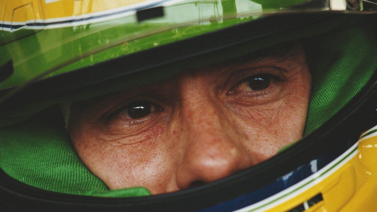 Ayrton Senna I suoi occhi