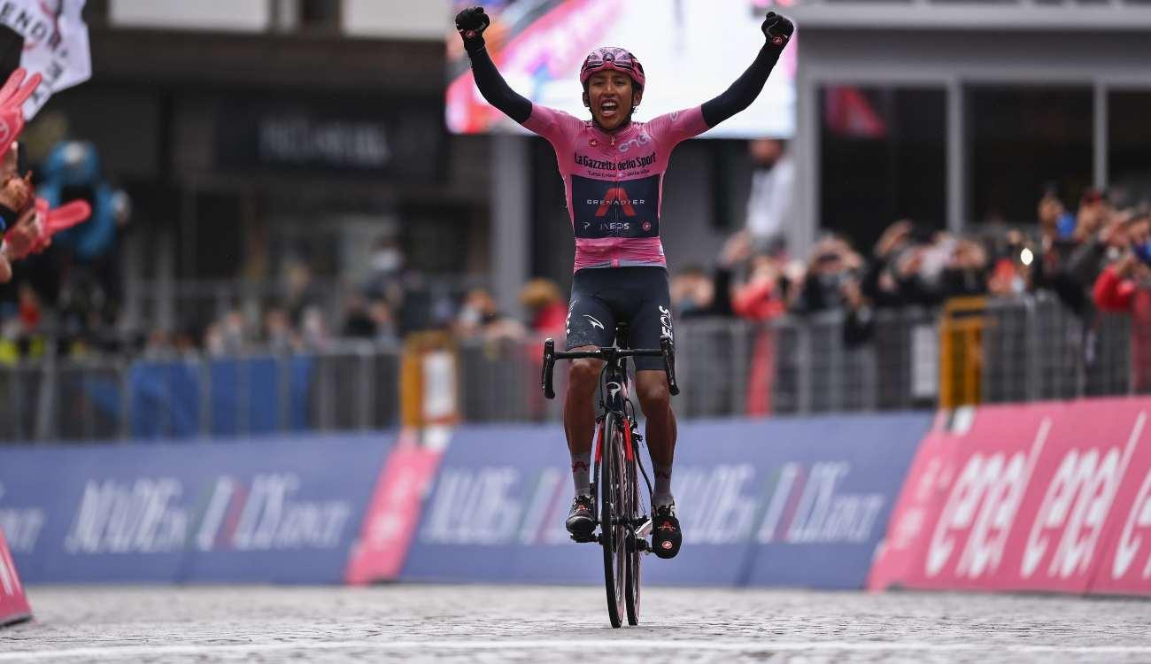 Egan Bernal Giro Italia