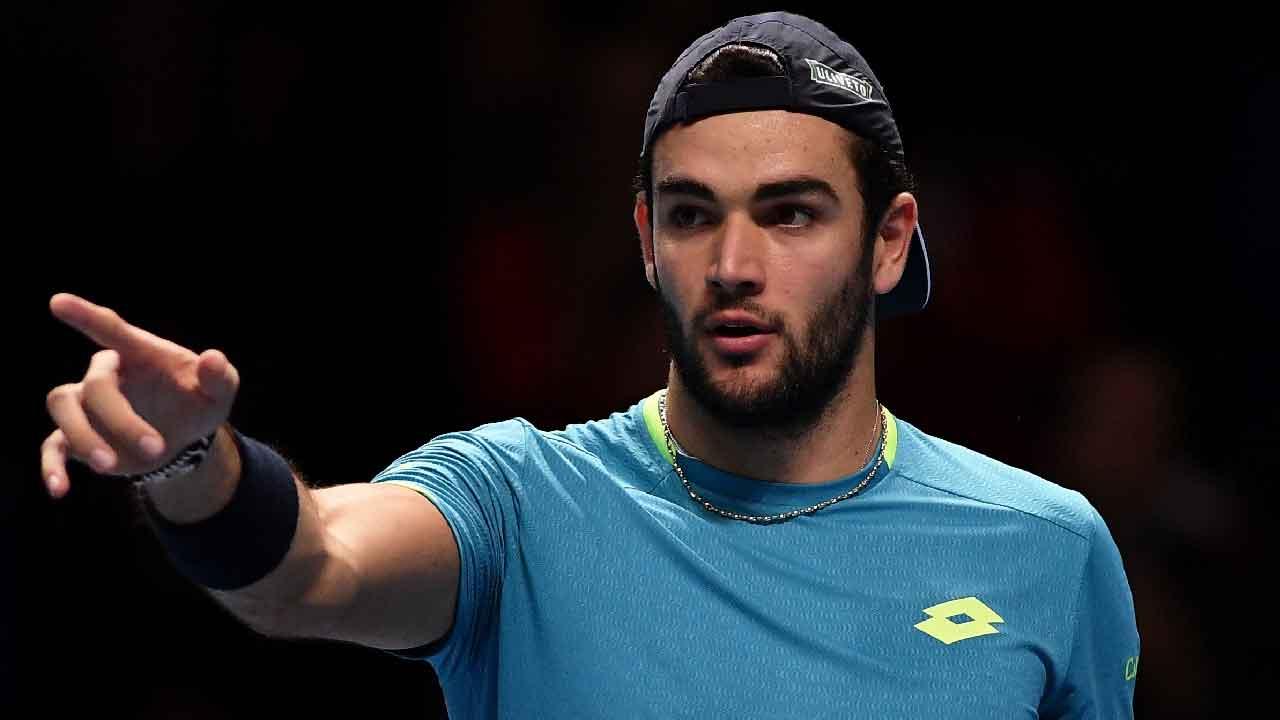 Berrettini-Ruud, l'italiano vola in semifinale, dove vedere il match in streaming e tv (Getty Images)