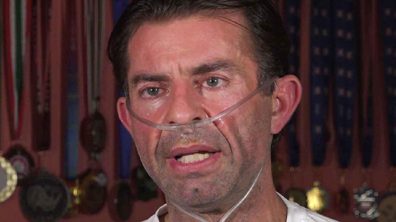Carlo Calcagni, la vicenda dell'ex Colonnello rimasto vittima delle esalazioni di uranio impoverito (Le Iene)