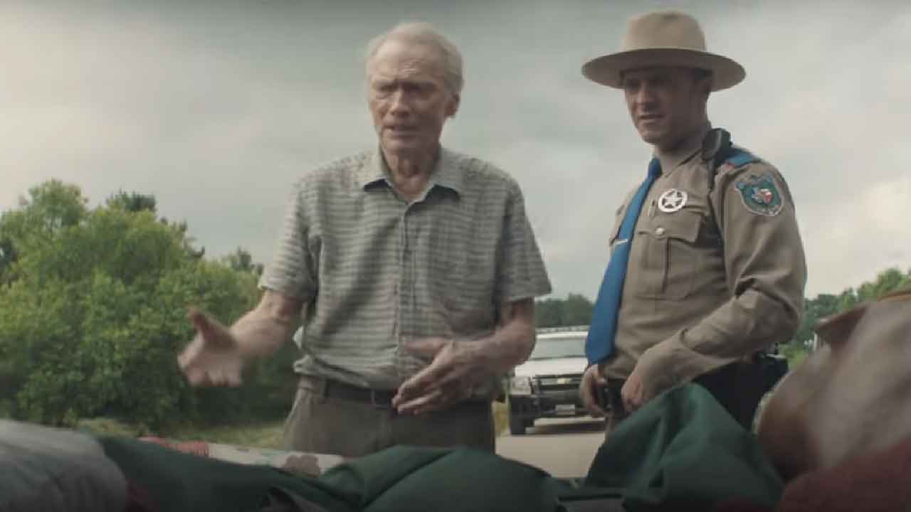 The Mule, il film con Clint Eastwood regista e attore in onda su Canale 5 (Screenshot)