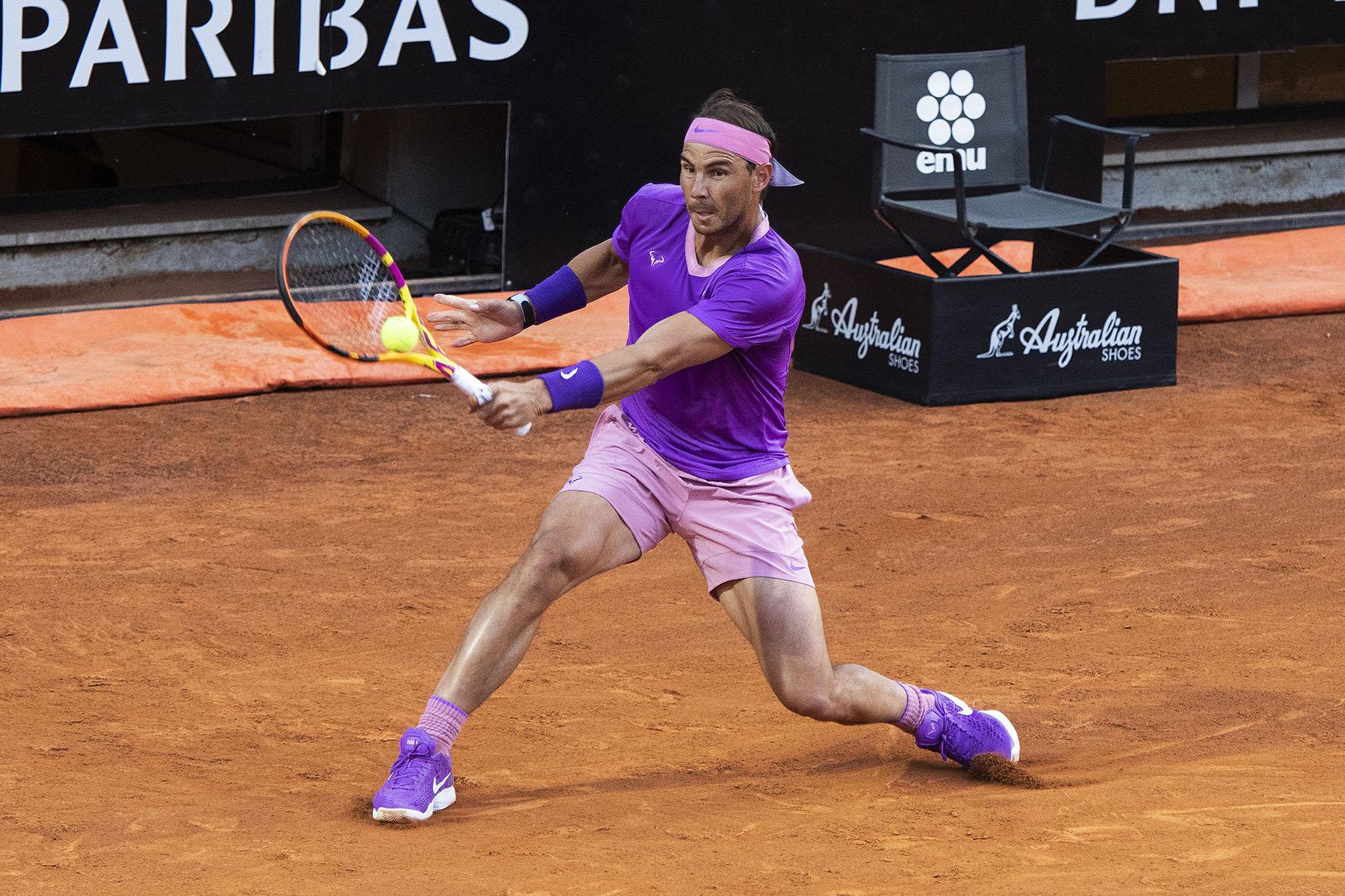 Tennis Internazionali: Nadal conquista la décima: cronaca della partita
