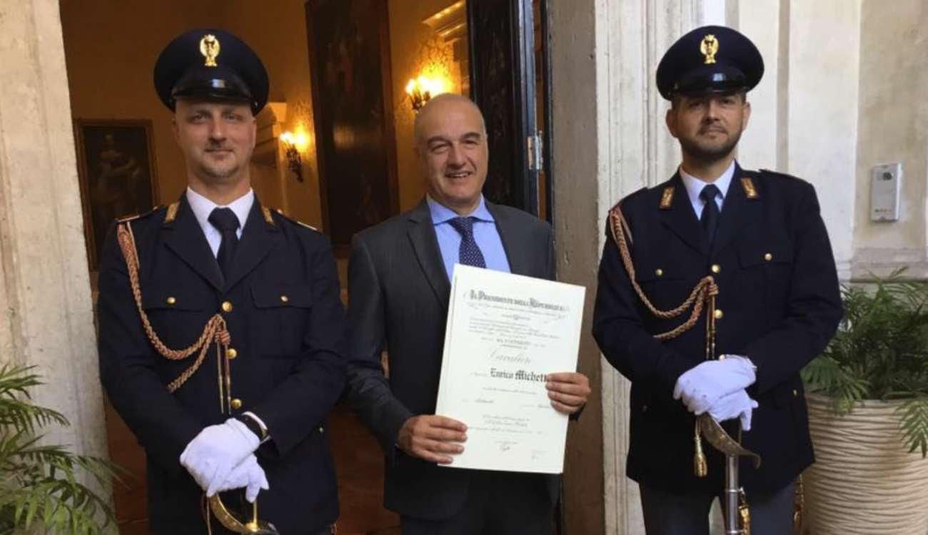 Sindaco Roma Enrico Michetti Sondaggio