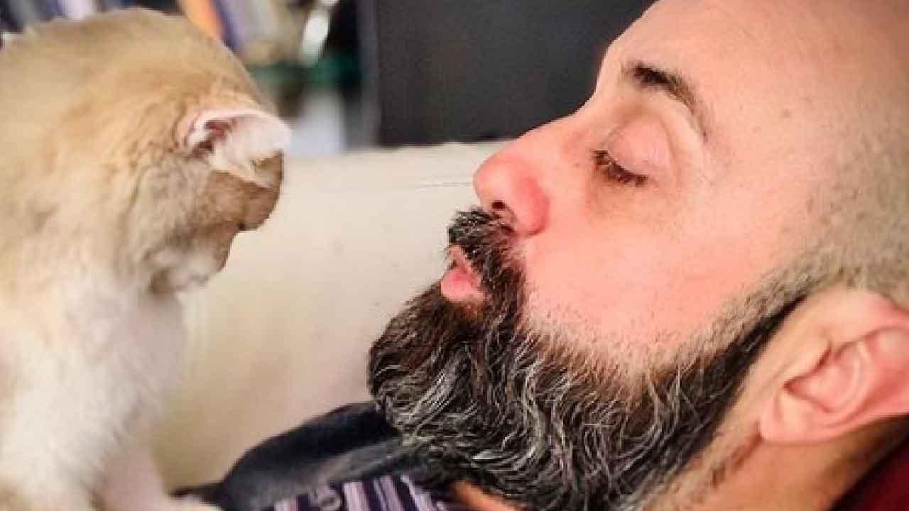 Fabrizio Quattrini, chi è il sessuolo di Matrimonio a prima vista (Instagram)
