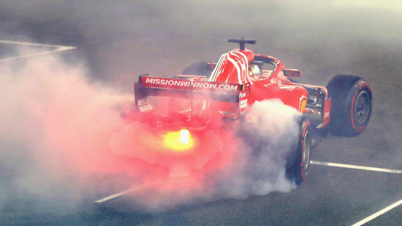 Ferrari guasto
