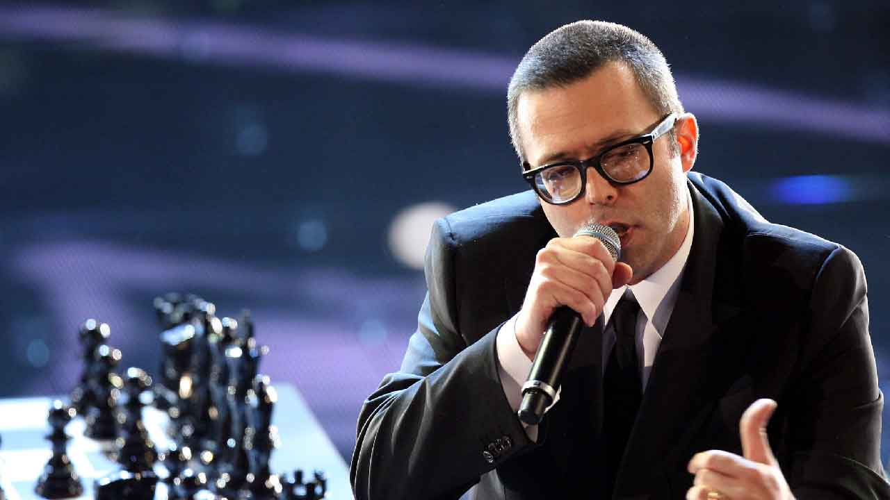 Frankie Hi-Nrg, chi è il rapper italiano che ha aperto le porte all'hip hop (Getty Images)