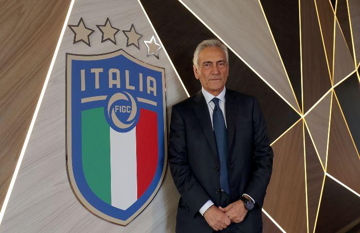 Gabriele Gravina Presidente FIGC 1