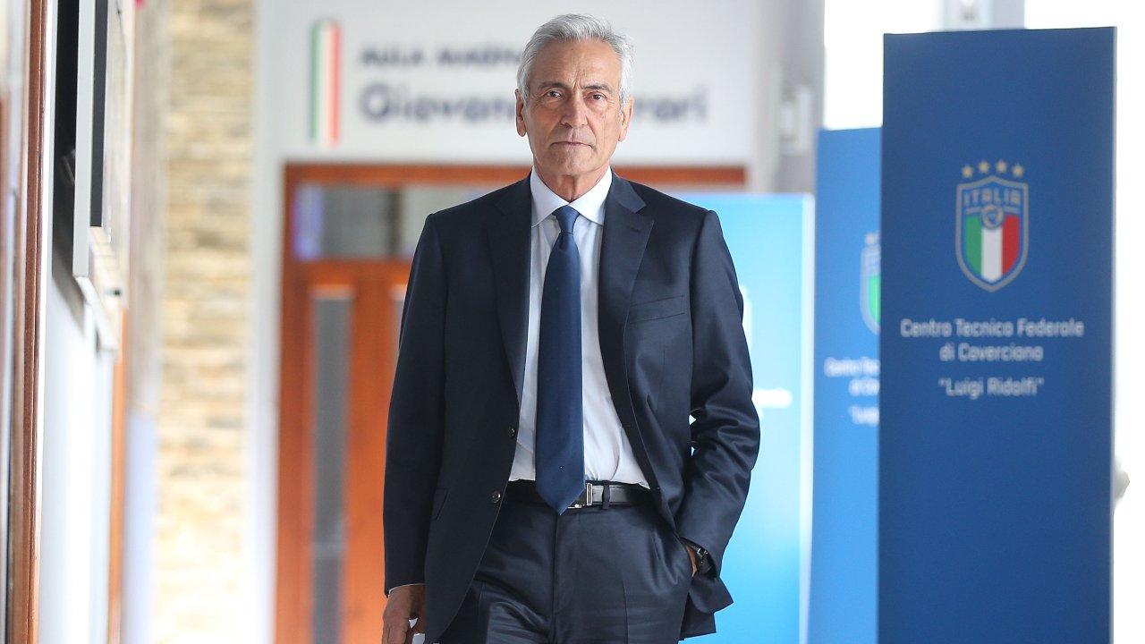 Gravina Juventus fuori Serie A