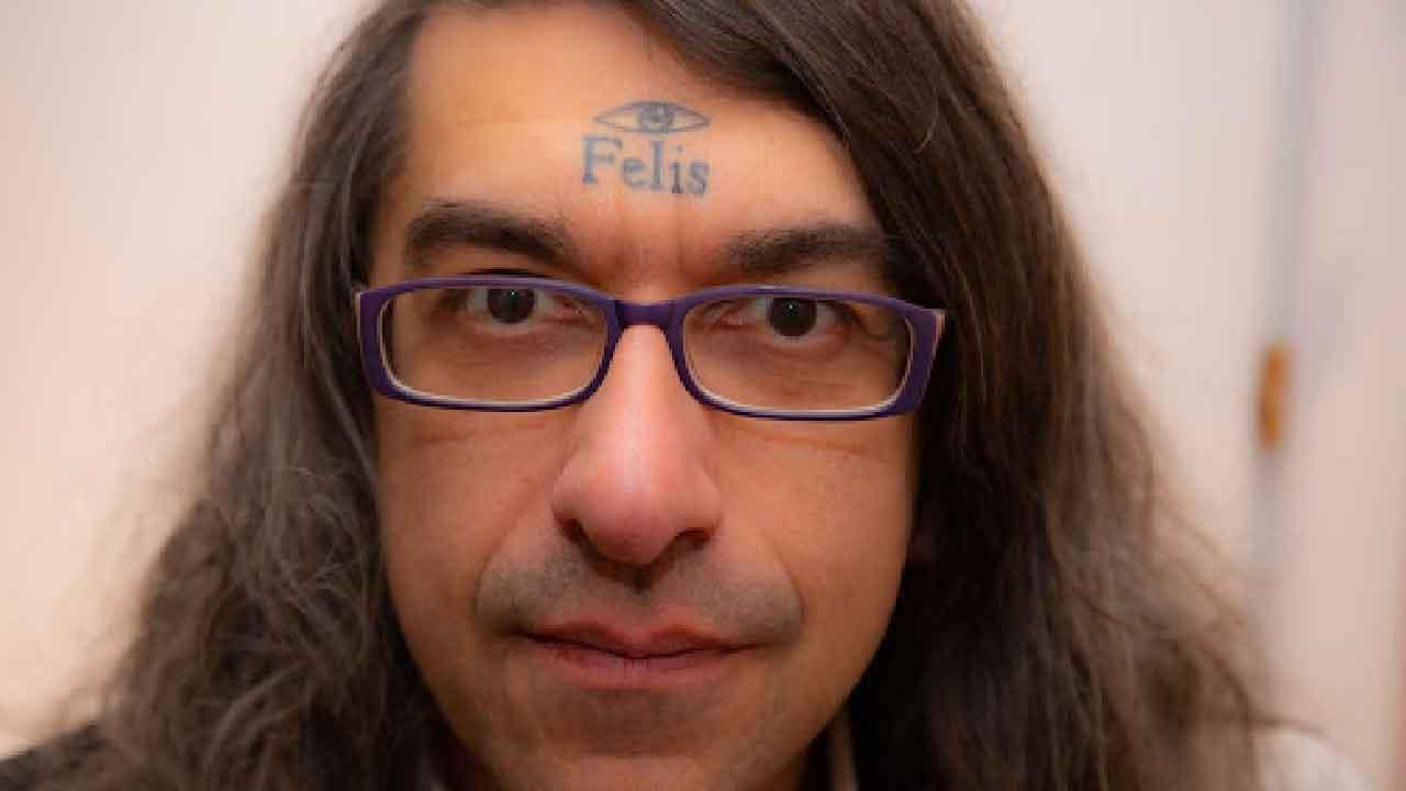 Gabriele Paolini, condannato a cinque anni di reclusione (Gabrielepaolini.com)