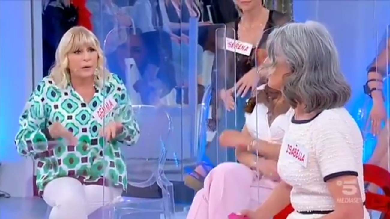 Gemma Galgani contro Isabella Ricci